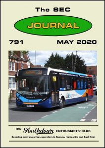 May 2020 Journal front cover