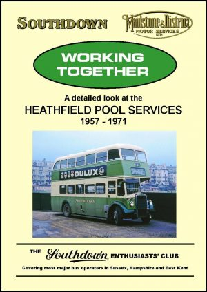 Working Together - A detailed look at the Heathfield Pool Services 1957-1971