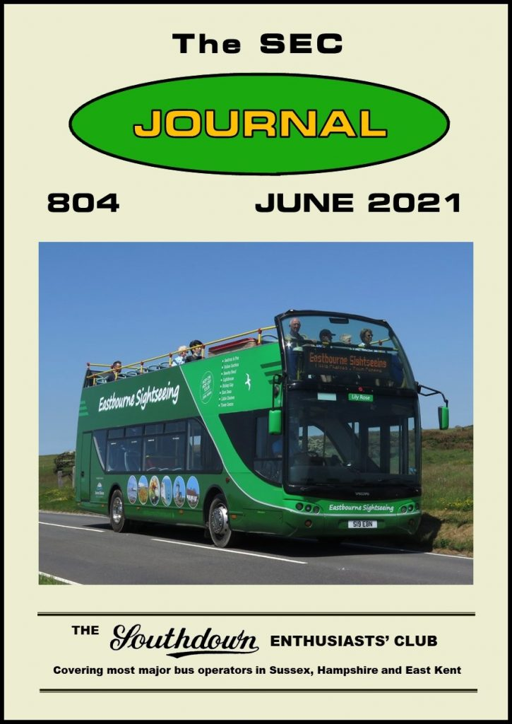 June 2021 Journal front cover