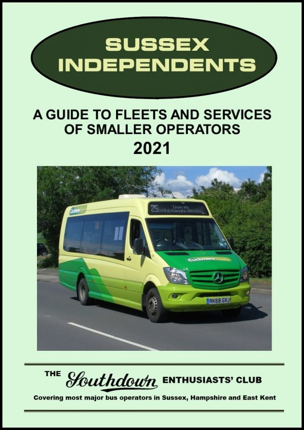 Sussex Independents 2021 front cover.