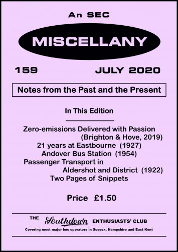 Miscellany 159 front cover
