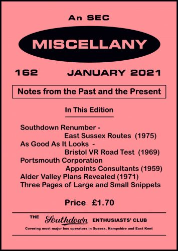 Miscellany 162 front cover