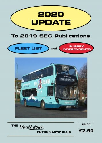 Update 2020 front cover